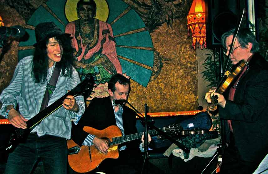 Cafe Berlin Band